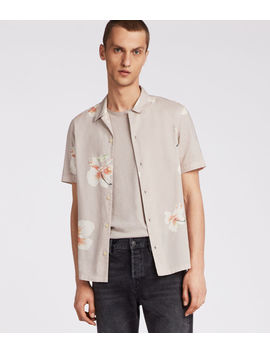 Rosarito Hawaiian Shirt by Allsaints