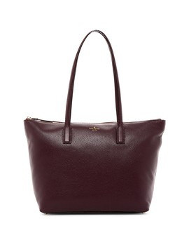 Nyssa Leather Tote Bag by Kate Spade New York