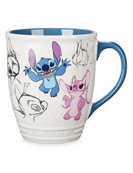 Stitch And Angel Mug   Lilo &Amp; Stitch   Disney Classics Collection by Disney