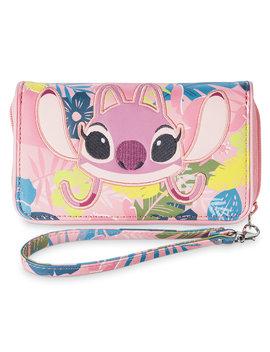 Angel Faux Leather Wallet   Lilo &Amp; Stitch by Disney
