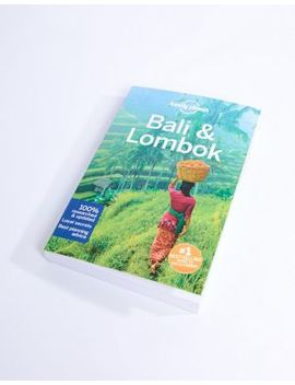 Lonely Planet Pocket Bali & Lombok Travel Book by Asos