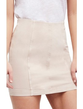 Modern Femme Miniskirt by Free People