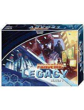 Z Man Games Pandemic: Legacy Season 1 (Blue Edition) by Z Man Games