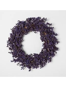 Lavender Wreath 21in   Smith & Hawken™ by Smith & Hawken™
