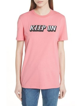 Keep On Dancing Tee by Sandro