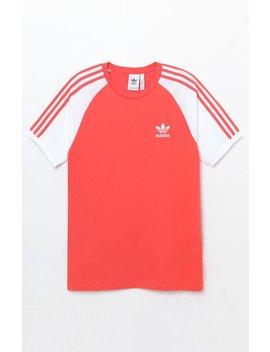 3 Stripes T Shirt by Adidas