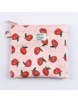 Print Sanitary Pad Pouch by Liona