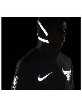 Nike Therma Flex Showtime Chicago Bulls Jordan Varsity Jacket Aa1655 014 Sz S by Ebay Seller