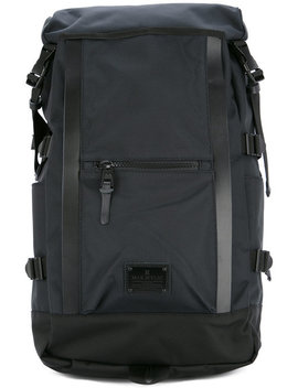 Double Line Backpackhome Men Bags Backpacks by Makavelic