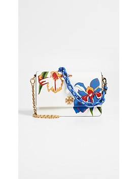 Kira Applique Shoulder Bag by Tory Burch
