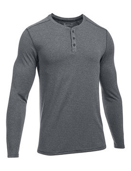 Men's Threadborne Siro Henley Shirt by Under Armour
