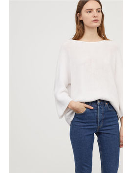 Chandail Au Point Mousse by H&M