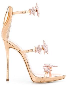 Harmony Star Sandals by Giuseppe Zanotti Design