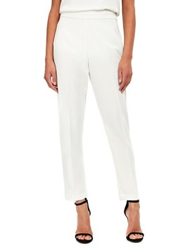 Tapered Leg Knit Ankle Trousers by Wallis