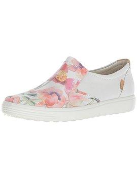 Ecco Women's Soft 7 Slip Sneaker by Ecco