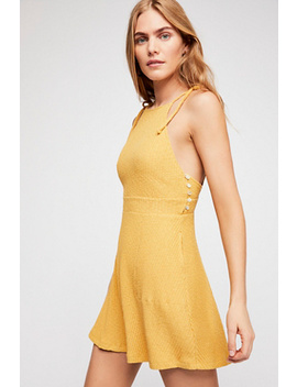 Sunbaked Mini Dress by Free People