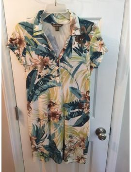 Tommy Bahama Summer Dress Small Good! Lounge Beach Pool by Tommy Bahama