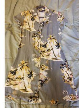 Women's Tommy Bahama 100 Percents Silk Shirt Dress by Tommy Bahama