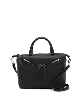 Staja Leather Satchel by Vince Camuto