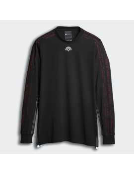 Adidas Originals By Alexander Wang Long Sleeve Tee by Adidas