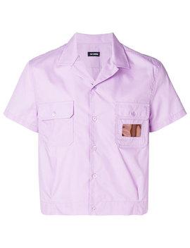 Short 2 Pockets Shirthome Men Clothing Shirts by Raf Simons