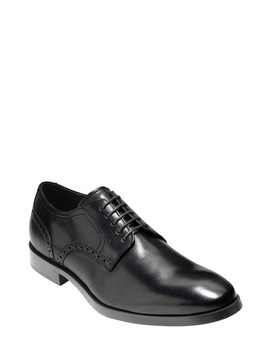 Jefferson Grand Plain Toe Derby by Cole Haan