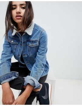 Criminal Damage Denim Jacket by Criminal Damage