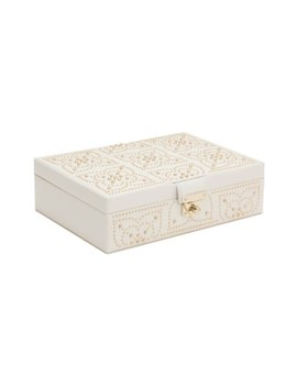 'marrakesh' Flat Jewelry Box by Wolf