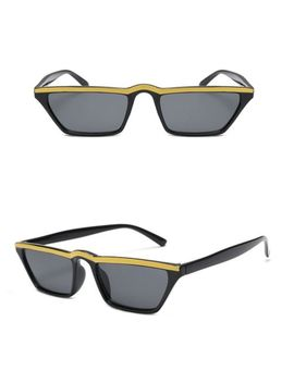 Women's Vintage Cat Eye Sunglasses Retro Small Frame Uv400 Eyewear Fashion Gifts by Unbranded/Generic