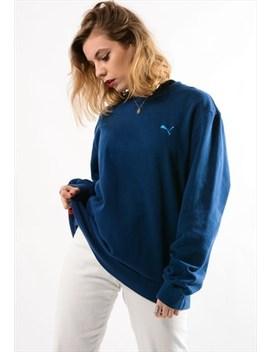Vintage Puma Sweatshirt. by Puma