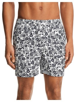 Nintendo Mario Camo Swim Trunks   100 Percents Exclusive by Original Penguin