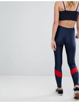 Monki Color Block Sporty Legging by Monki