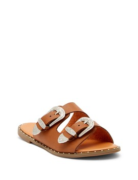 Bobby Slide Sandal by Wild Diva Lounge