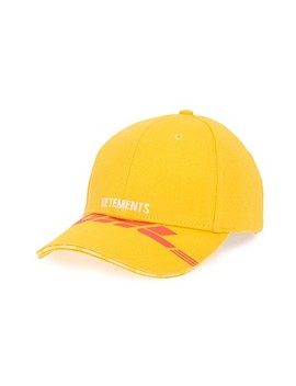 Dhl Cap by Vetements