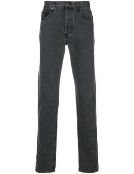 Straight Leg Jeans by Yeezy Adidas Yeezy Adidas Yeezy Adidas Yeezy