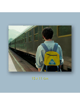 Call Me By Your Name 15x11cm Postcard Cmbyn The Train by Etsy