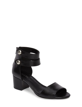 Maisie Suede Sandal by Michael Michael Kors