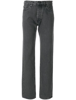 High Waisted Slim Jeans by Yeezy Serien°Umerica Yeezy Serien°Umerica Yeezy Serien°Umerica Yeezy