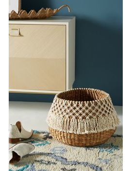 Perth Basket by Anthropologie