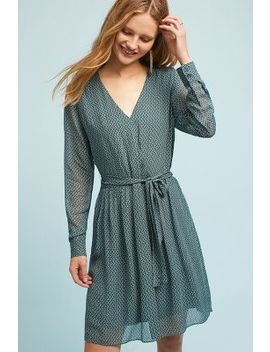 Lorie Wrap Dress by Second Female