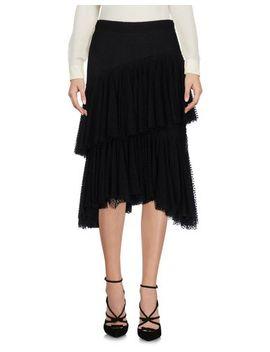 Philosophy Di Lorenzo Serafini Knee Length Skirt   Skirts D by Philosophy Di Lorenzo Serafini