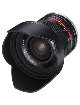 12mm F/2.0 Ncs Cs Lens For Sony E Mount (Aps C) (Black) by Samyang