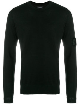 Crew Neck Jumper by Stone Island Shadow Project