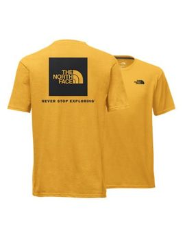 Men's Short Sleeve Hw Red Box Tee by The North Face