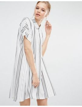 Y.A.S Evan Shirt Dress by Y.A.S.