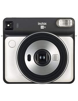 Instax Square Sq6   Instant Film Camera   Pearl White by Fujifilm