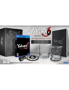 Yakuza 6: The Song Of Life After Hours Premium Edition, Sega, Play Station 4, 010086632231 by Sega