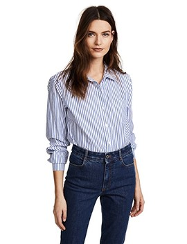 Striped Oxford Button Down by Stateside