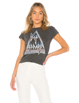 Def Leppard Tee by Junk Food