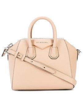 Antigona Mini Baghome Women Bags Mini Bags by Givenchy
